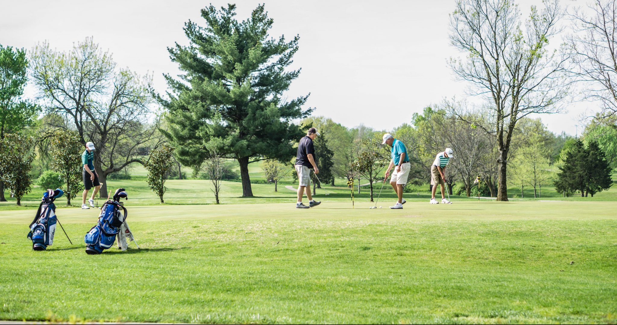 City of Columbia Golf Courses | Columbia MO | Golf Courses